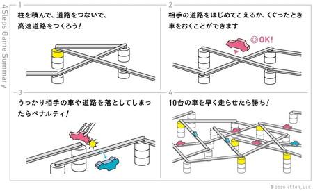 トーキョーハイウェイ 2〜4人用 日本語版