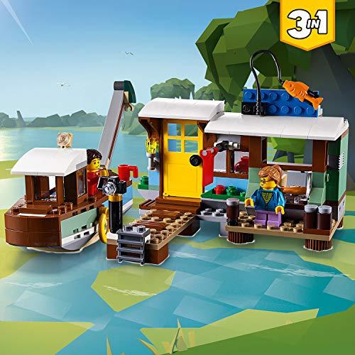 LEGO リバーサイド・ハウスボート 「レゴ クリエイター」 31093