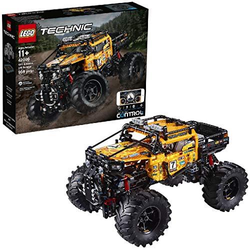 LEGO 4×4 究極のオフローダー 「レゴ テクニック」 42099