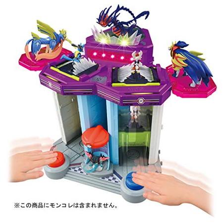 【2020年11月 予約商品】モンコレ 無限連打!! キョダイバトルタワー 「ポケットモンスター」