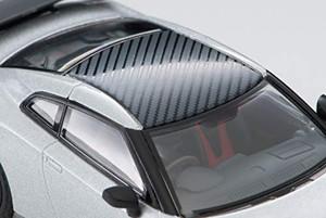 【2021年3月 予約商品】1/64 LV-N217c NISSAN GT-R NISMO 2020(シルバー) 「トミカ リミテッドヴィンテージ NEO」 [314158]