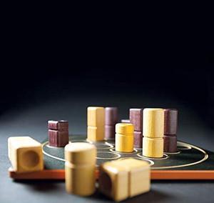 ギガミック Gigamic クアルト [日本語訳付き] [正規輸入品] ボードゲーム