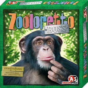 ズーロレット 拡張セット3 ボス (Zooloretto Boss) [日本語訳付き]