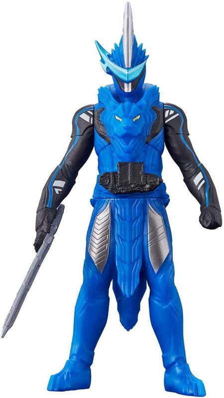 ライダーヒーローシリーズ 02 仮面ライダーブレイズ ライオン戦記 「仮面ライダーセイバー」