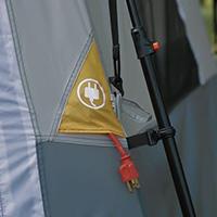 オザークトレイル インスタント ヘキサゴン キャビン テント レインフライ付き 11人用 8人用 アウトドア 大型 ファミリー キャンプ Ozark Trail Instant Hexagon Cabin Tent
