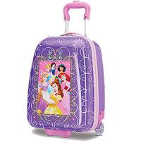 アメリカンツーリスター ディズニー プリンセス ハードサイド ラゲッジ トランク パイロットケース トロリーケース バッグ キッズ 子供用 旅行 帰省 遠足 American Tourister Disney Princess Hardside Luggage