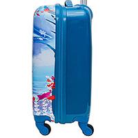"【Frozen】ディズニー アナと雪の女王 スーツケース キャリーバッグ キャリーケース ハードシェル キッズ 子供用 旅行 帰省 遠足 アナと雪の女王 Disney Frozen 20"" Kids' ABS Suitcase"