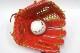 久保田スラッガー 硬式 グローブ KSG-M00 Fオレンジ ショート向け 鳥谷選手モデル これを買わずに何を買うと言う 高校野球対応 一般用 学生用 マリーンズ00