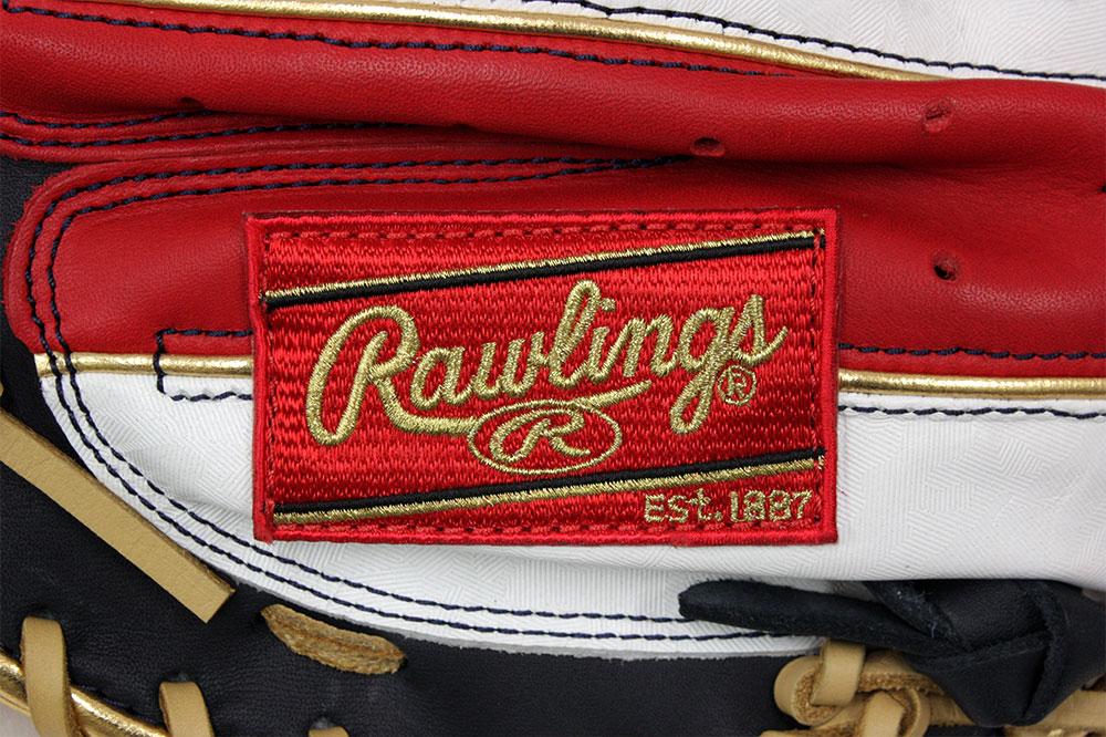 ローリングス GR9FHG2AF ネイビー×レッド×ホワイト キャッチャー用 サイズ33 HOH 2019年秋冬新作 一般軟式用ミット