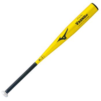 ミズノ 高校硬式金属バット2TH204 グローバルエリート 80cm/82cm/900g以上 一般・高校野球用バット Vコング02(金属製)【GTK】【野球用品 硬式 野球バット】