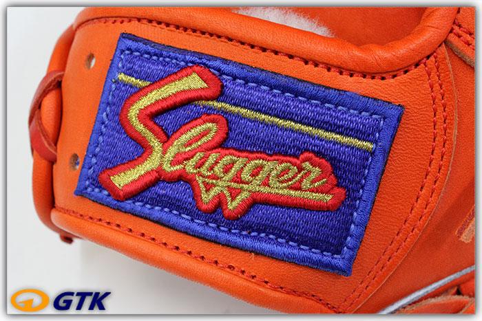 久保田スラッガー KSN-11PS Fオレンジ 一般軟式用グラブ 投手用 L7Sと同じポケットを持つ投手兼内野手用モデル【GTK】
