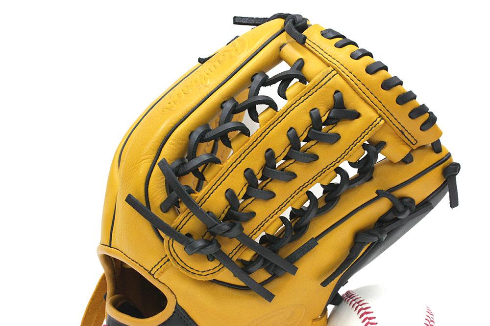 ローリングス GR8HTC46L 右投げ用 ハイパーテックDPカラーズ 軟式グラブ/グローブ 三塁・オールラウンド用 サイズ11.75【次世代軟式ボール対応グラブ】