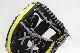湯もみ型付け券・ランドリー袋付き ウィルソン WTARHRD5H ブラック×ライム 右投げ用 一般軟式グラブ/グローブ 内野手用 サイズ7