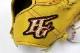 送料無料 ハイゴールド 限定硬式グラブ U-18N ナチュラルイエロー 投手用 グローブ 高校野球対応
