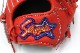久保田スラッガー少年野球軟式グローブ KSN-J6X W-14 Fオレンジ ジュニア用では中間サイズモデル オールラウンド向け J号球対応