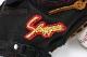 送料無料 久保田スラッガー トレーニングミット LT19-M ブラック×ホワイト 展示会限定品 超小型ミットが上達をアシスト GTK