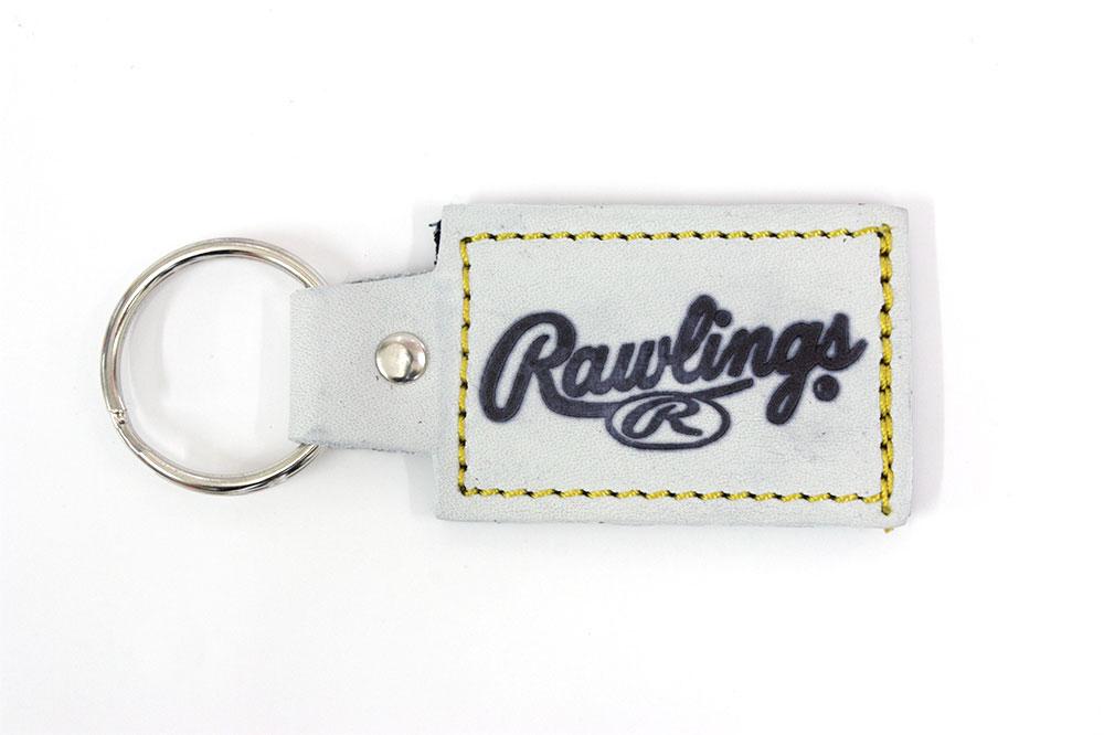 ローリングス グラブレザーキーホルダー EAC8F08 プレゼントに最適【メール便可能】