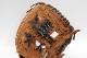 ハイゴールド 限定軟式用グラブ OKG-2166SP ブラウン バックスキンレザー採用 ショート用