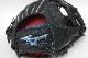 ミズノ 限定 少年軟式用グローブ 1AJGY23123 Iブラック ダイバーシティブルーラベル 坂本勇人モデル サイズM 内野手用 グローバルエリート ブランドアンバサダー