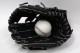 久保田スラッガー ソフトボール グローブ LT18-GS1 KSS-4 ☆左投げ用☆ ブラック×グレー紐 W-29 一般ソフトボール用グラブ 内野手向け 展示会限定モデル