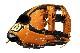 ウィルソン WTARHRD5H 右投げ用 一般軟式グラブ/グローブ 内野手用 サイズ7 デュアルバック&スーパースキン仕様 湯もみ型付け券・ランドリー袋付き GTK