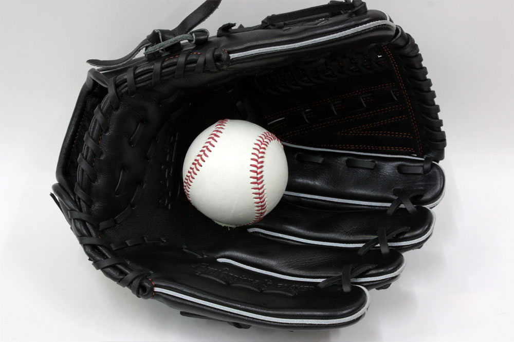 ハイゴールド OKG-6331 ブラック 己極シリーズ 軟式グラブ/グローブ 投手用 グローブ 野球 軟式 型付け無料 学生野球対応 総体 GTK 02P03Dec16 キャッシュレス5%還元