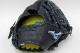 ミズノ 限定 少年軟式用グローブ 1AJGY23101 Dブルー ダイバーシティブルーラベル 菅野智之モデル サイズM 投手用 グローバルエリート ブランドアンバサダー