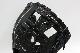 ウィルソン WTARDR69H ブラック 右投げ用 一般軟式グラブ/グローブ 内野手用 サイズ5 型付け券1枚とランドリー袋1枚プレゼント