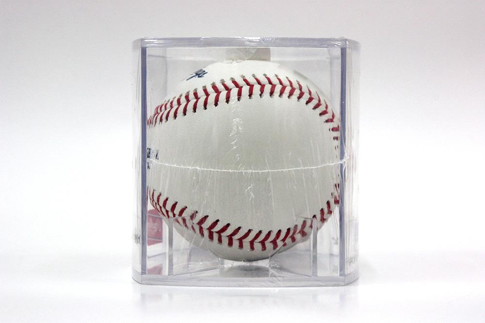 ローリングス ROMLBOS19-R 2019年メジャーリーグ日本開幕戦アスレティックス対マリナーズ戦で使われる公式球 オーセンティックボールです!