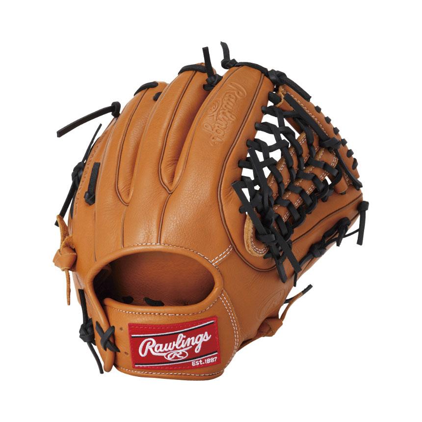 ローリングス GR8HT44L 右投げ用 学生野球対応 ハイパーテックDP 軟式グラブ/グローブ 内野手用 サイズ11.5【次世代軟式ボール対応グラブ】