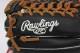 ローリングス GR9HTCN65 ブラック 右投げ用 ハイパーテックDP 軟式グラブ/グローブ オールラウンド用 サイズ11.75 2019年モデル【M号軟式ボール対応グラブ】