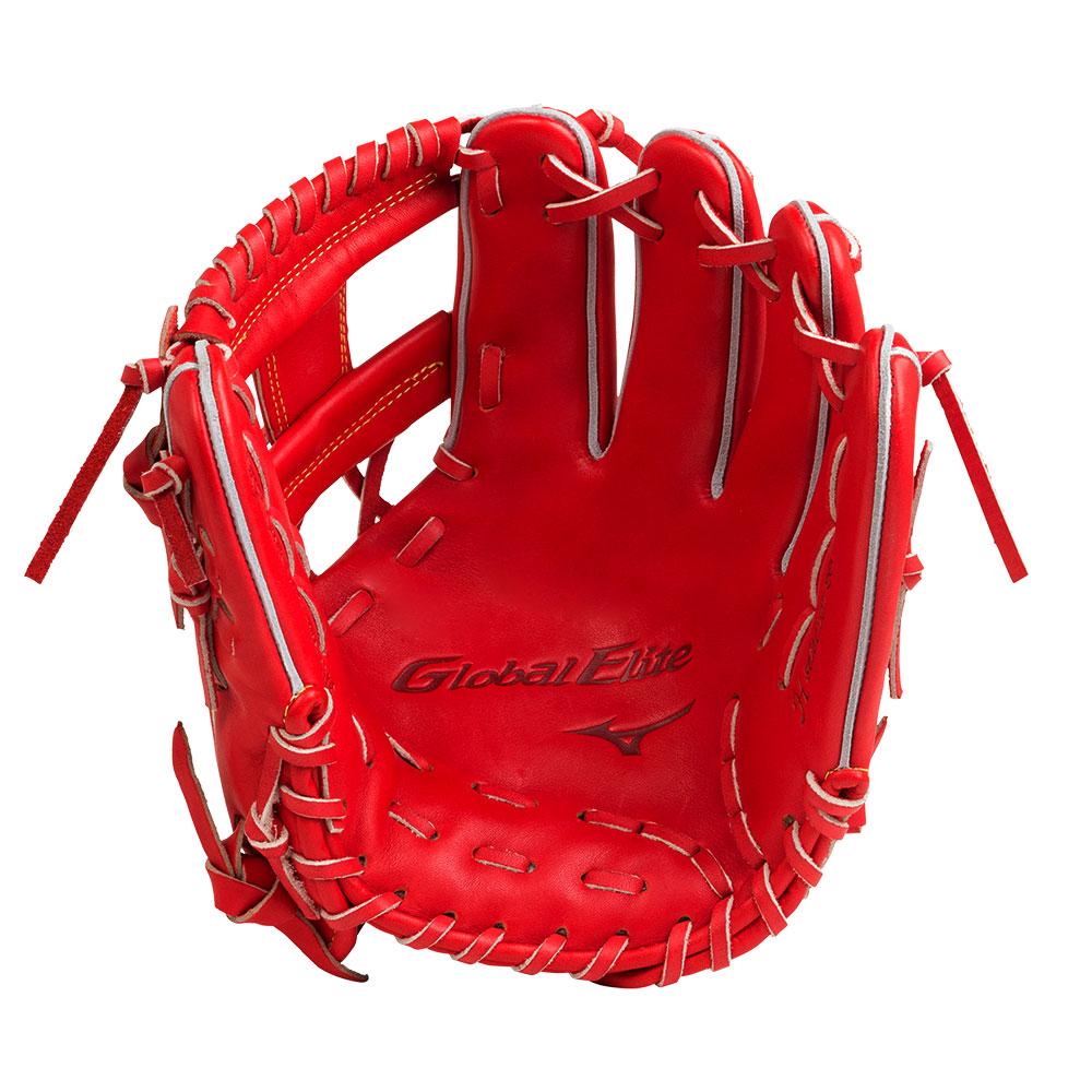 送料無料 ミズノ グローバルエリート 1AJGH20313 H-Selectionインフィニティシリーズ 一般硬式用グラブ/グローブ 内野手用 サイズ9 ポケット正面タイプ グローブ 野球 硬式 高校野球対応 甲子園 GTK キャッシュレス5%還元