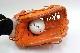 ウィルソン WTARDR5LF Wオレンジ 右投げ用 一般軟式グラブ/グローブ オールラウンド用 サイズ8 型付け券1枚とランドリー袋1枚プレゼント