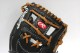 ローリングス GR9HTCK41 ブラック 右投げ用 ハイパーテックDP 軟式グラブ/グローブ 内野オールラウンド用 サイズ11 2019年モデル【M号軟式ボール対応グラブ】
