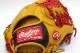 ローリングス GR9HTCN65 ゴールドタン×ブラック 右投げ用 ハイパーテックDP 軟式グラブ/グローブ オールラウンド用 サイズ11.75 2019年モデル 【M号軟式ボール対応グラブ】
