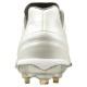 ミズノプロ QS 高校野球対応埋め込みスパイク 11GM190001 25.5cm〜29.0cm 30.0cm ホワイト 学生野球の頂点に立つモデル