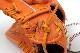 ウィルソン WTARDR1WU Wオレンジ 右投げ用 一般軟式グラブ/グローブ 投手用 サイズ9 型付け券1枚とランドリー袋1枚プレゼント