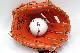 久保田スラッガー 限定硬式グローブ 少年用 KSG-SSJ3 Fオレンジ K7ラベル 小学校3年生〜中学生の内野にぴったりの小型モデル 学生野球対応一般硬式グラブ
