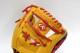 ローリングス GR9HTCK41 ゴールドタン×ブラック 右投げ用 ハイパーテックDP 軟式グラブ/グローブ 内野オールラウンド用 サイズ11 2019年モデル【M号軟式ボール対応グラブ】