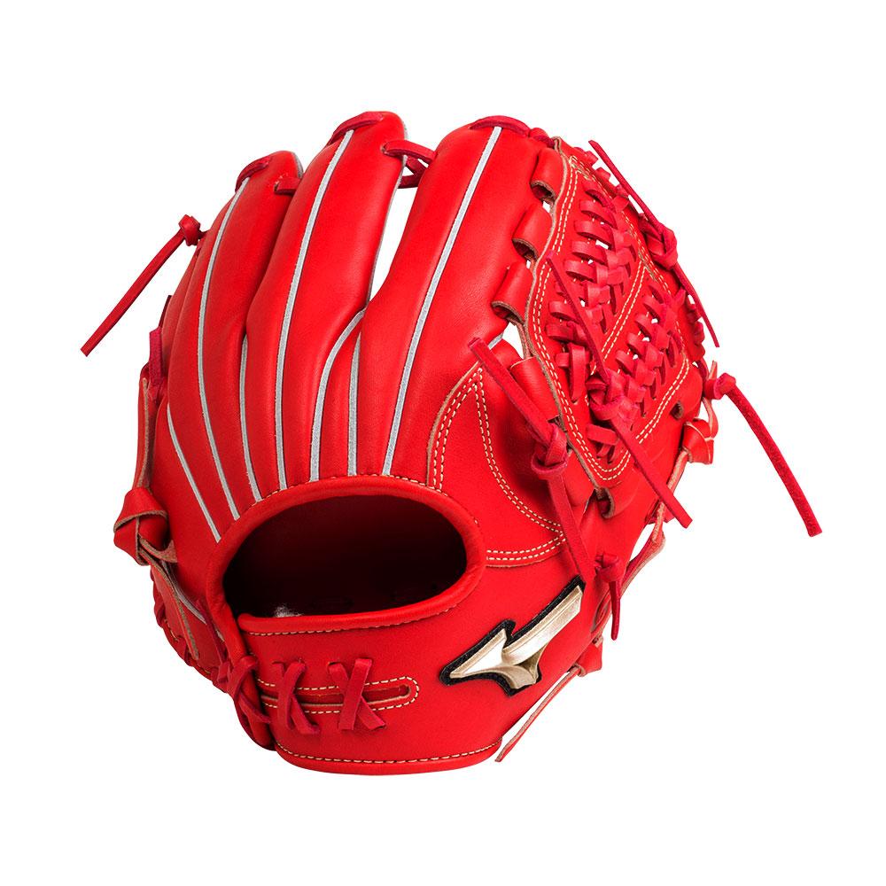 送料無料 ミズノ グローバルエリート 1AJGH20503 H-Selection00 一般硬式用グラブ/グローブ 内野手用 サイズ8 ポケット正面タイプ グローブ 野球 硬式 高校野球対応 甲子園 GTK キャッシュレス5%還元