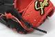 久保田スラッガー 限定商品 トレーニンググラブ 硬式軟式兼用 LT19-GS4 ブラック×Fオレンジ PROB型 練習用