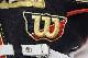 湯もみ型付け券・ランドリー袋付き ウィルソン WTARHRSTZ ネイビー×Eオレンジ×ホワイト 右投げ用 一般軟式キャッチャーミット