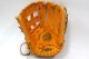 久保田スラッガー 硬式グローブ 外野用 KSG-SPS DPオレンジ 硬式外野手用グラブ しっかり掴めるポケットと真っすぐの背面がGOOD