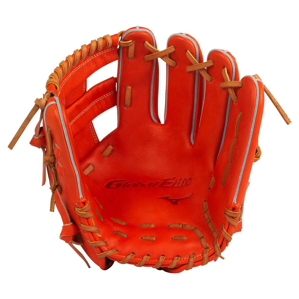 送料無料 ミズノ グローバルエリート 1AJGH22413 H-Selection02プラス 一般硬式用グラブ/グローブ 内野手用 サイズ9 ポケット正面タイプ グローブ 野球 硬式 高校野球対応 甲子園 GTK キャッシュレス5%還元