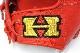 ハイゴールド KKG-1161 Fオレンジ フィニッシュエアシャーレザー 本格派の硬式用グラブ 投手用 サイズD-4