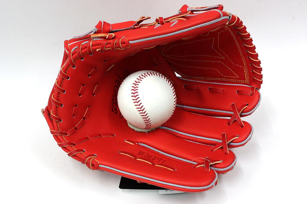 送料無料 ワールドペガサス 軟式用グローブ WGNGPT1 投手用 西島厳選グランドペガサストップ 学生野球対応 一般用 プレゼント 野球用品 GTK