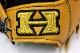 ハイゴールド OKG-6024 ナチュラル 己極シリーズ 軟式グラブ/グローブ 二塁・ショート用 グローブ 野球 軟式 型付け無料 学生野球対応