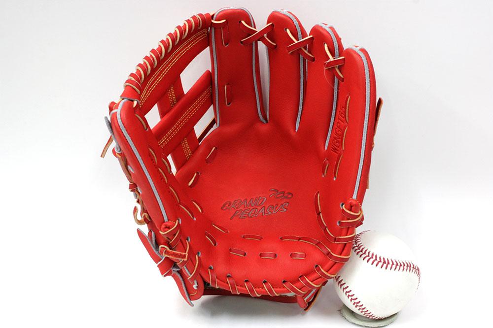 送料無料 ワールドペガサス 軟式用グローブ WGNGPT65 ショート・サード用 西島厳選グランドペガサストップ 学生野球対応 一般用 プレゼント 野球用品 GTK