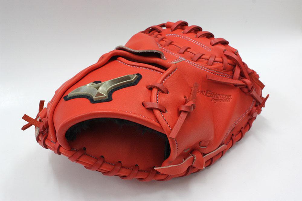少年軟式用 ミズノ キャッチャー用 1AJCY20100 炭谷モデル グローバルエリートRGブランドアンバサダーセレクション 野球 子供 GTK