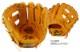 送料無料 久保田スラッガー 硬式用グローブ KSG-YH46 DPオレンジ 内野手用 二遊間向け 本多雄一選手モデル これを買わずに何を買うと言う 高校野球対応 入学祝い 卒業祝い 一般用 学生用 プレゼント 野球用品 GTK